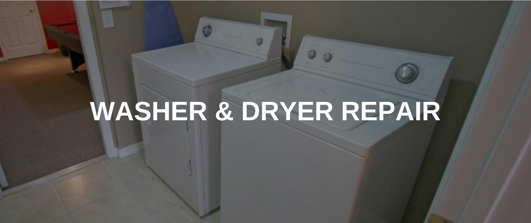 washing machine repair glendale ca